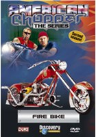 American Chopper Firebike DVD