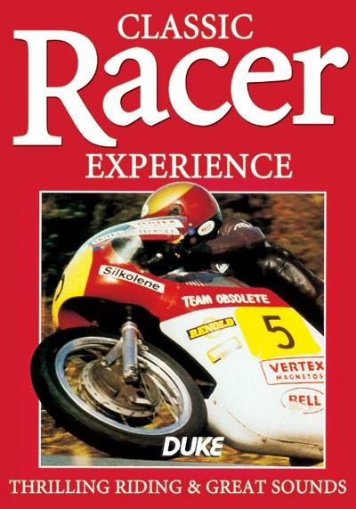 Classic Racer Experience NTSC DVD