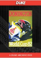 Donington World Cup 1982 Duke Archive DVD