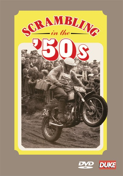 Scrambling in the '50s DVD