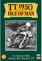 Isle of Man TT 1950 Senior Race DVD