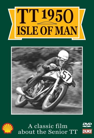 Isle of Man TT 1950 Senior Race DVD