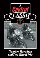 Thruxton Marathon & Two Wheel Trio DVD