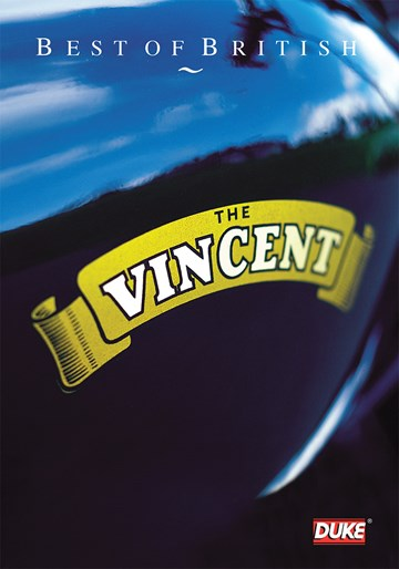 Best of British Vincent DVD - click to enlarge