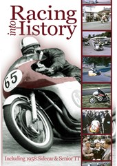 Racing into History DVD