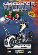 American Chopper - POW/MIA Bike (Second Series)