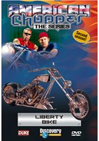 American Chopper Liberty Bike DVD