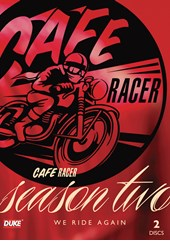Cafe Racer Season 2 DVD
