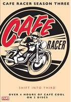 Café Racer Series Three (2 Disc)  DVD