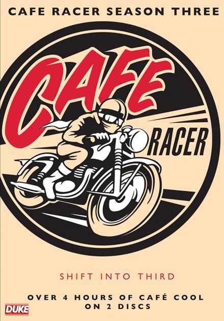 Café Racer Series Three (2 Disc)  DVD