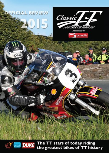 Classic TT 2015 DVD - click to enlarge