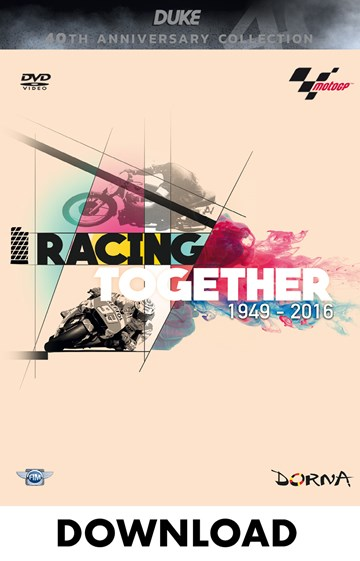 History of MotoGP Racing Together Download - click to enlarge