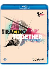 Racing Together 1949-2016. A History of MotoGP Blu-ray