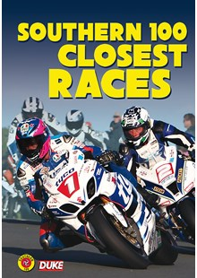 Southern 100 Closest Races DVD