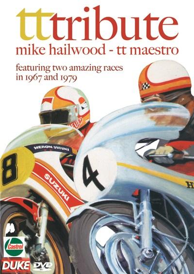TT Tribute DVD