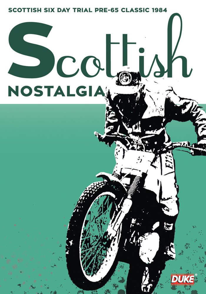 Scottish Six Day Trial Pre-65 Classic 1984 DVD