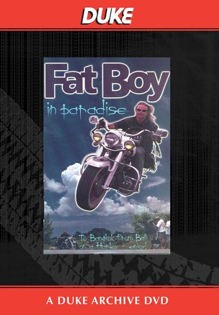 Fat Boy In Paradise Duke Archive DVD
