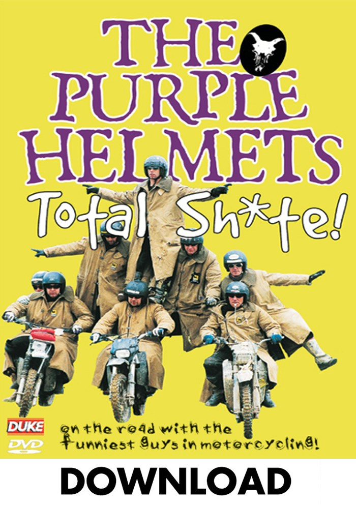 Purple Helmets - Total Sh*te Download
