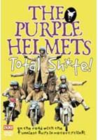Purple Helmets Total Sh*te NTSC DVD
