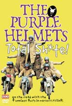 Purple Helmets Total Sh*te NTSC DVD