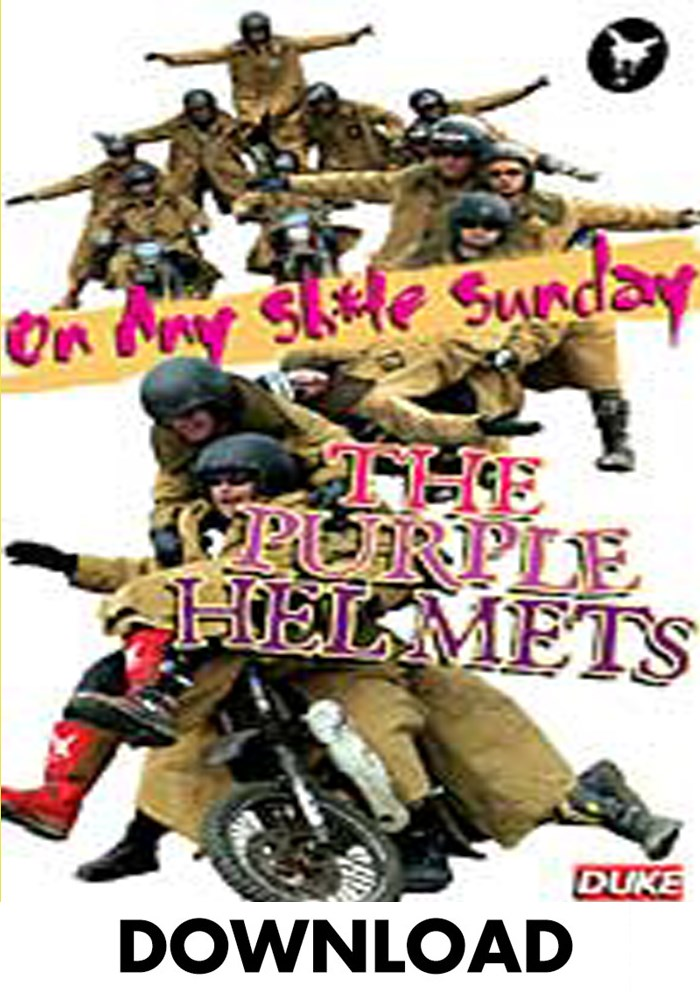 PURPLE HELMETS On Any Sh*te Sunday Download