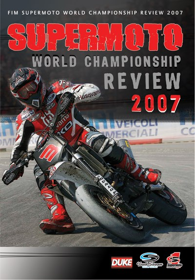 Supermoto World Championship Review 2007 DVD