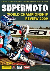 Supermoto World Championship Review 2009 DVD