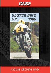 Ulster Grand Prix 1986 Duke Archive DVD