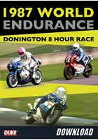 Donington 8 Hour Endurance 1987 Download