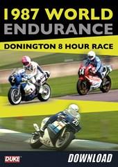 Donington 8 Hour Endurance 1987 Download