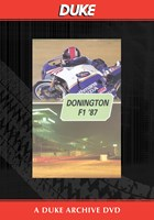 F1 Endurance 1987 - Donington Duke Archive DVD