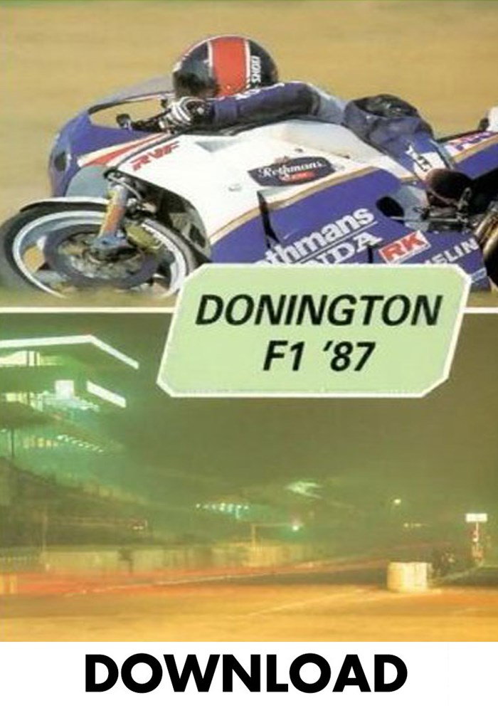 F1 1987 Bike Endurance Donington Download