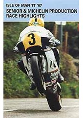 TT 1987 Senior & Production Races Duke Archive DVD