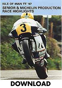 TT 1987 Senior & Production Races Download
