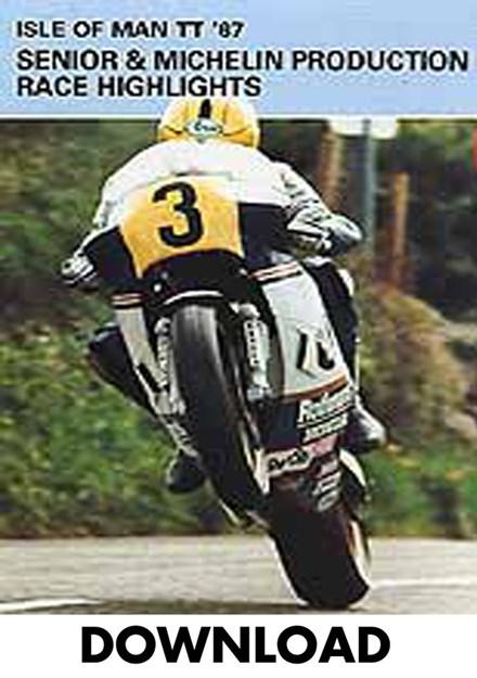 TT 1987 Senior & Production Races Download