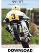 TT 1987 Sidecar, F2 & Junior Highlights Duke Archive Download