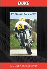 TT 1987 Classic Parade Duke Archive DVD