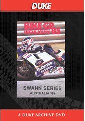 Swann Series Australia 1985 Duke Archive DVD