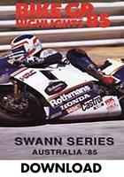 Swann Series Australia 1985 Download