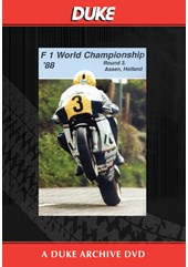 F1 Championship 1988 - Holland Duke Archive DVD