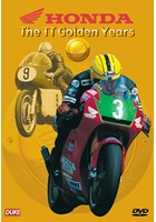 Honda the TT Golden Years DVD
