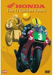 Honda's Golden TT Years NTSC DVD