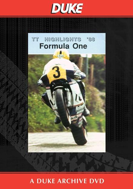 TT 1988 - F1 Race Duke Archive DVD