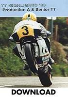 TT 1988 Senior & Production A Highlights Download