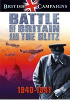 Battle of Britain and the Blitz DVD