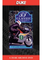 TT 1989 Classic Races & Parade Duke Archive DVD
