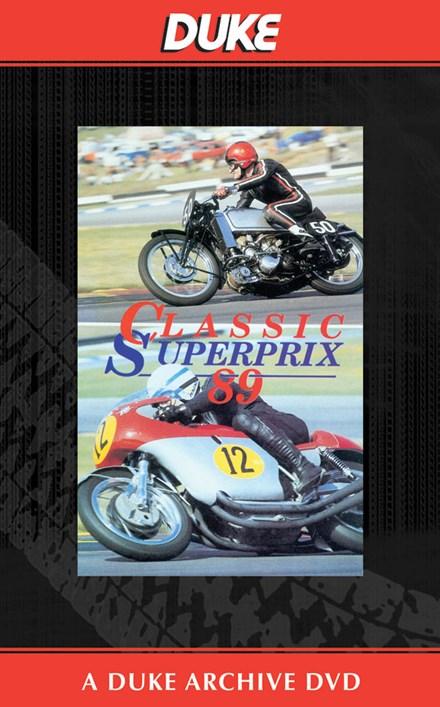 Classic Superprix 1989 Duke Archive DVD