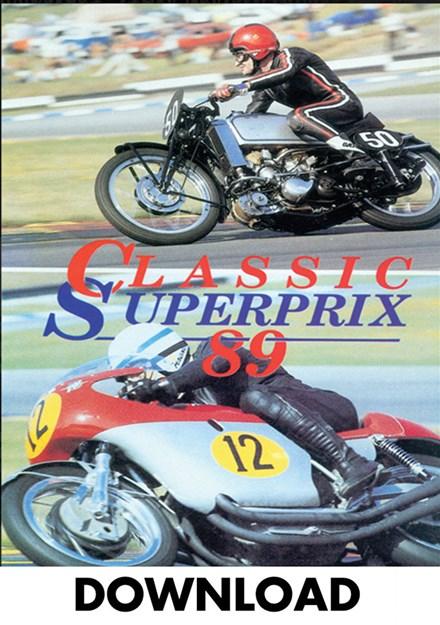 Classic Superprix 1989 Download
