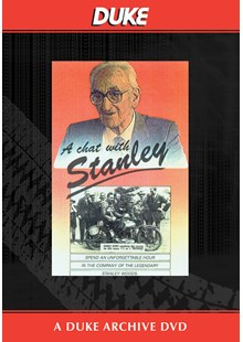 A Chat With Stanley Woods Duke Archive DVD