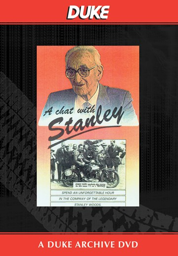 A Chat With Stanley Woods Duke Archive DVD - click to enlarge